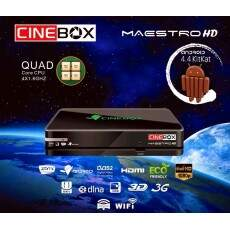 RECEPTOR CINEBOX MAESTRO HD