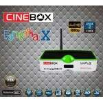 CINEBOX FANTASIA X HD