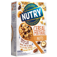 Cereais Matinais Nuts Nutry 280g