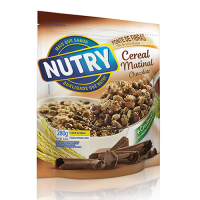 Cereais Matinais Chocolate Nutry 280g