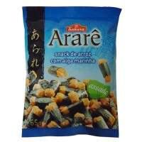 Snack Arroz com Algas 65g