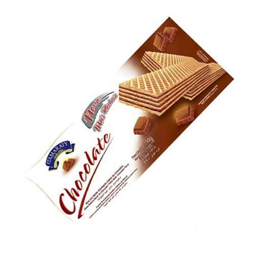 Biscoito Wafer Chocolate Itamaraty 110g