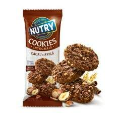 Cookies Nutry Cacau e Avelã 40g