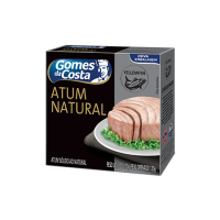 Atum Sólido Yellowfin Natural (170gr)