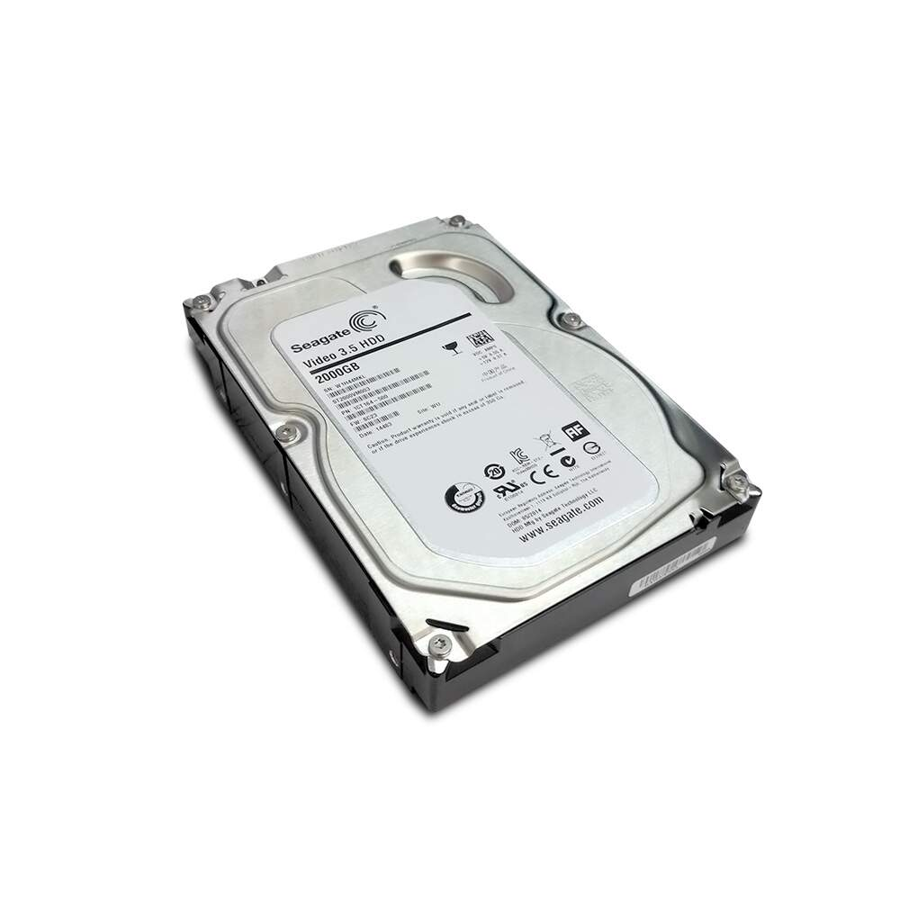 HD Seagate 2Tb Sata 2 5900rpm Video