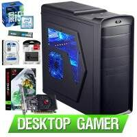 Computador Gamer Intel Core i5 7400 3,5Ghz Gt 730 4Gb Pc Yes 8Gb Ddr3 SSD 120Gb Hd 500Gb C3 Tech