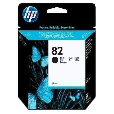 Cartucho de Tinta HP 82 Preto | CH565A Original 69ml