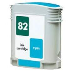 Cartucho de Tinta HP 82 Ciano | C4911A Original 69ml