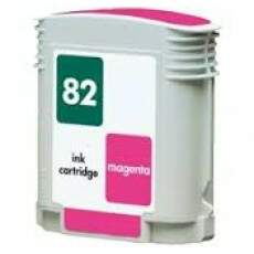 Cartucho de Tinta HP 82 Magenta | C4912A Original 69ml