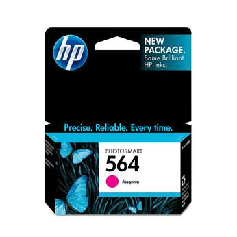 Cartucho de tinta HP 564 Magenta CB319WL Original 4ml