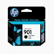 Cartucho de tinta HP 901 Preto | CC653AB Original 4,5ml