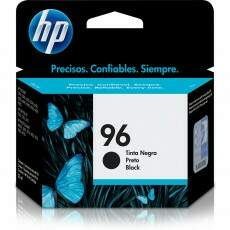 Cartucho de tinta HP 96 Preto | C8767WB Original 22ml