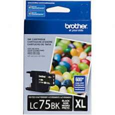 Cartucho Brother LC75 | LC79 | J430W | Preto | Black Original 28ml