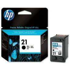 Cartucho de Tinta HP 21 Preto | C9351AB Original 7ml