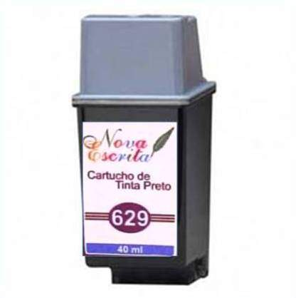 Cartucho de tinta HP 29 Preto | 51629A Remanufaturado 40ml