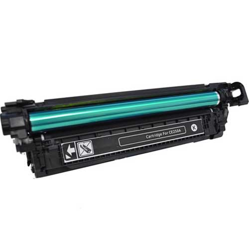 Toner Compatível 507A Preto CE400A Enterprise 500 color M551  M570  M575  5.5K