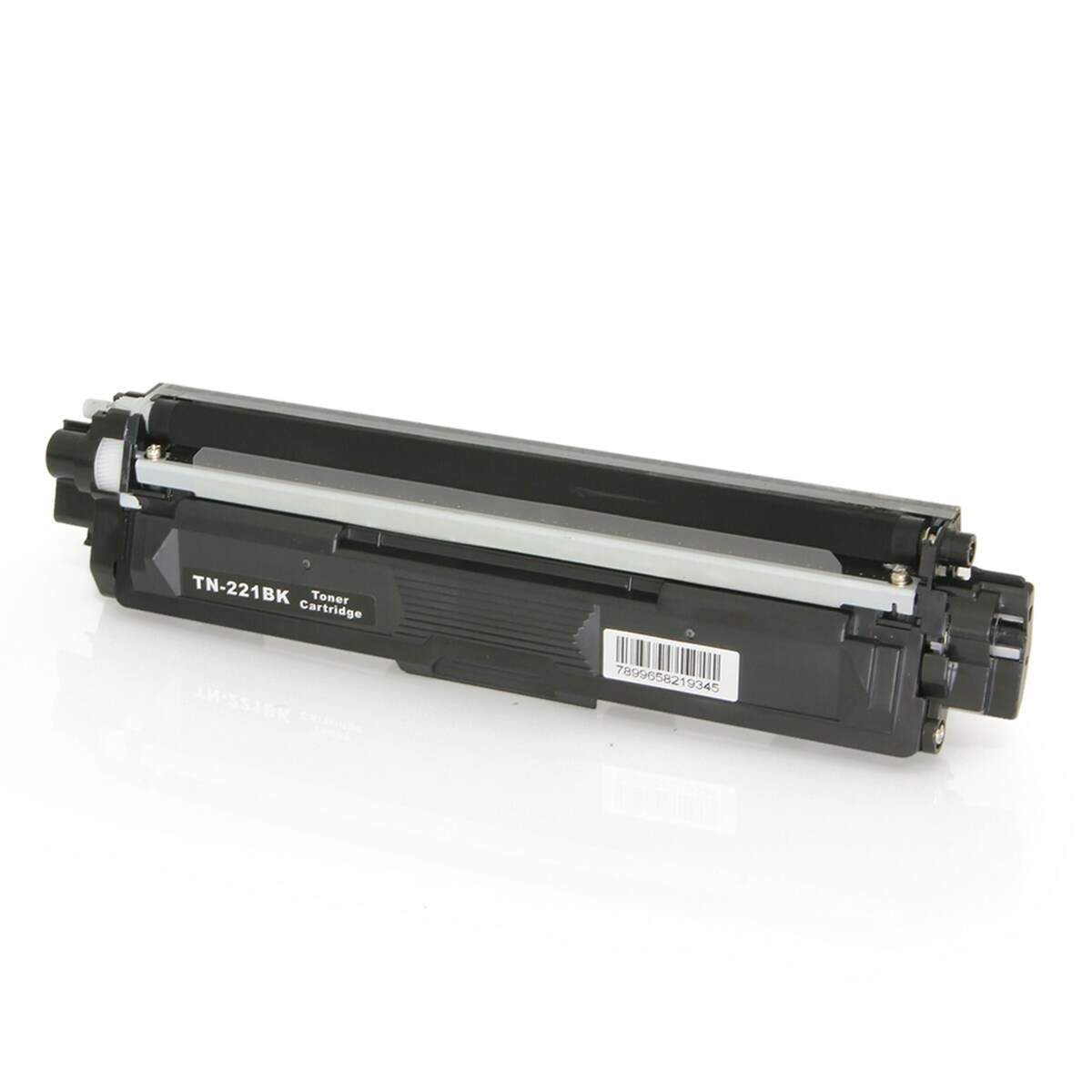 Toner Brother TN221 | TN-221BK | HL3140 | HL3170 | MFC9130 | MFC9330 | DCP9020 | Preto (Black) Compatível 2,5K