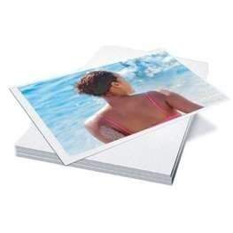 Papel Fotográfico Glossy Brilhante Adesivo 135Grs A4 Pct 20 Folhas
