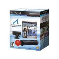Kit Sony Playstation Move Bundle - Controle Playstation Move Motion + Câmera Playstation Eye + Jogo Sport Champions