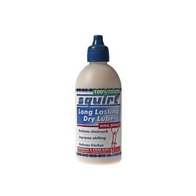 LUBRIFICANTE SQUIRT DRY LUBE 120ML BIODEGRÁDAVEL - SQUIRT