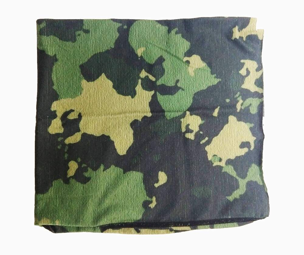 Bandana De Ciclismo Head Wear Camuflada Barbedo Sports