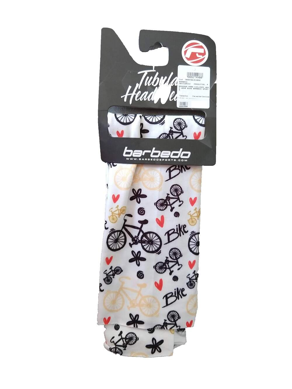 Bandana Para Ciclismo Head Wear Bike Barbedo Sports