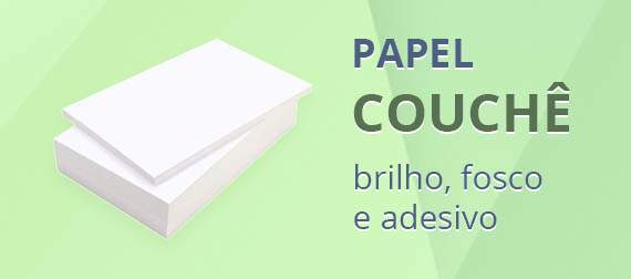 Papel Couchê