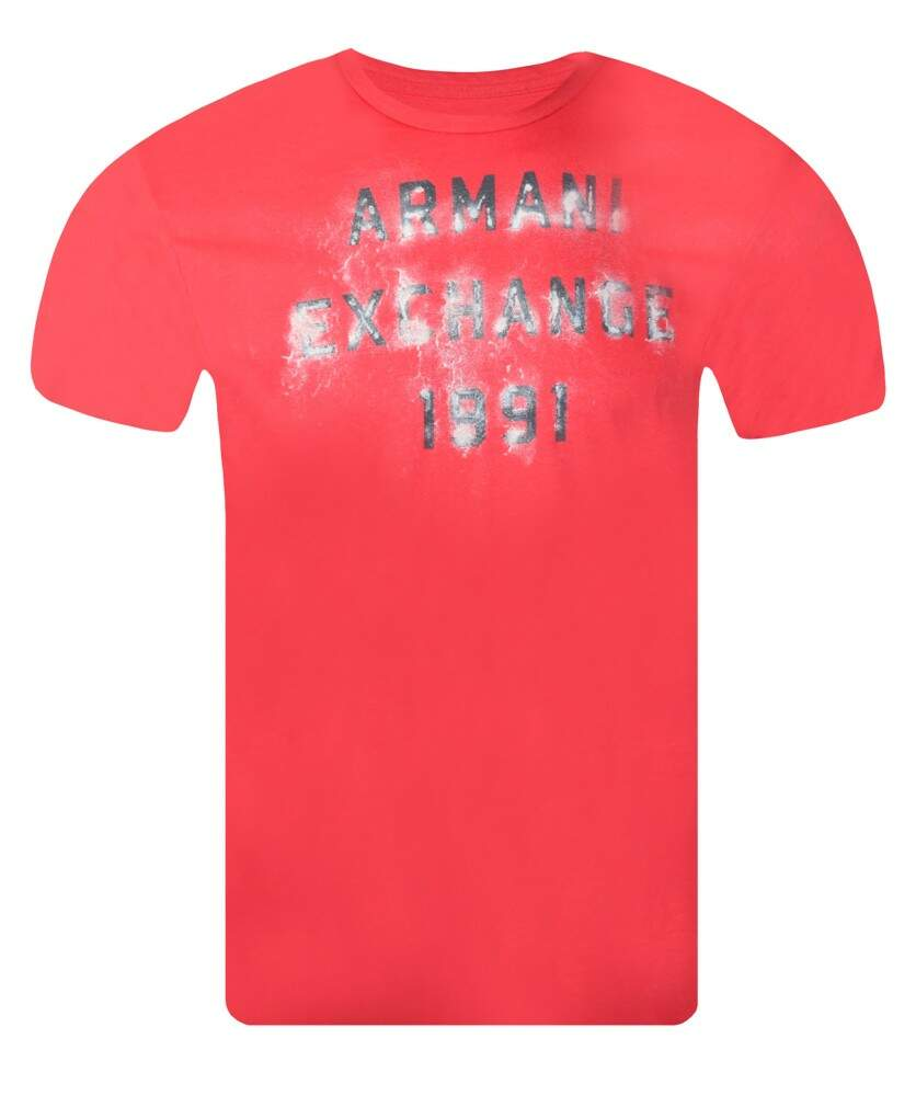 Camiseta - Armani Exchange - Goiaba