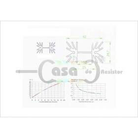 Dissipador de Calor FNT- 004 25mm