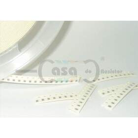 Resistor SMD 0805 0,12W 5% - 43R (ZCRS0286)