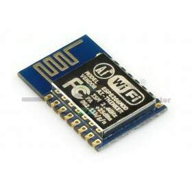 Interface ESP8266 12