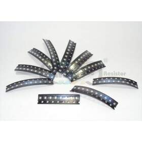 Led Branco quente SMD 5050