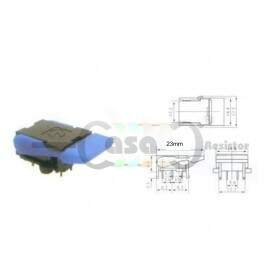 Chave micro switch KW9-XW
