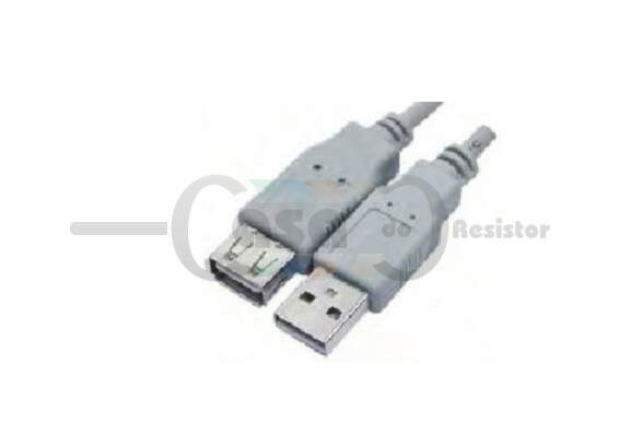 Cabo usb EXT A P/ A 2.0 1,8M (ZUCB0007 )