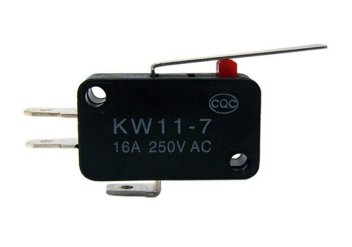 Chave Micro-Swtich KW11-7-3 27mm