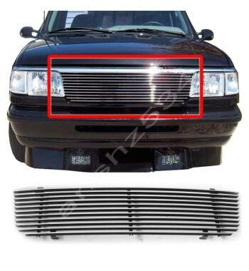 Grade Filetada Frontal Ford Ranger 1993 - 1997
