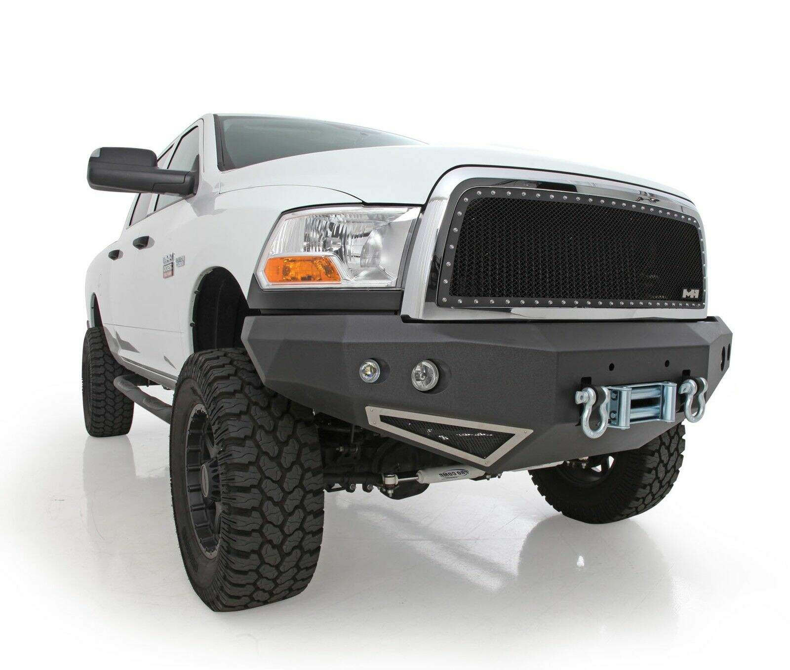 Parachoque Dianteiro Dodge Ram 2500 2010 2012 Rt Car Import