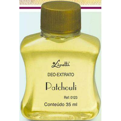 Deo Extrato PATCHOULI 35ml - 0123