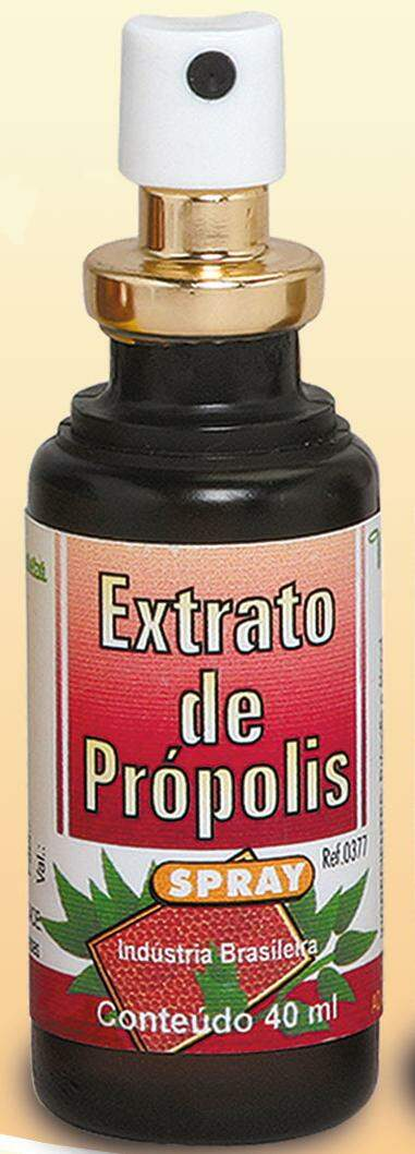Extrato de Própolis SPRAY 40ml - 0377
