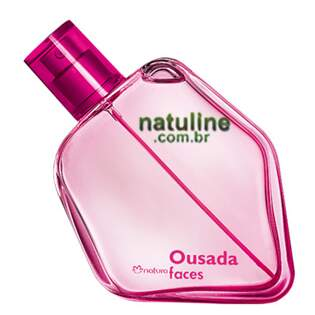 Faces Ousada Desodorante Colônia 75ml - 40081