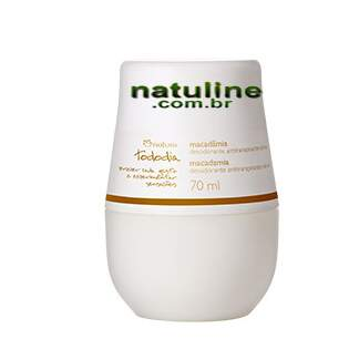 Tododia Macadâmia Antitranspirante Roll-on 70ml - 64392
