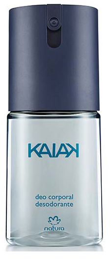 Deo Corporal Kaiak Masculino - 100ml - 56747