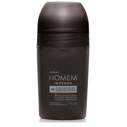 Desodorante Antitranspirante Roll-on Natura Homem Intenso - 75 ml - 61379