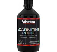 L-carnitine 2300 - 480ml Abacaxi - 90094