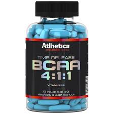 BCAA Time Release 4:1:1 - 200 Tabletes - 90097