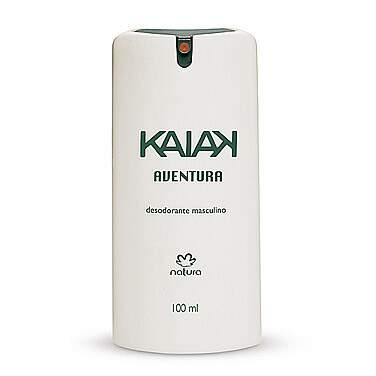 Kaiak Aventura Masculino Desodorante Spray 100ml - 8188