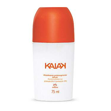 Desodorante Roll-On Kaiak Feminino - 75ml - 19229