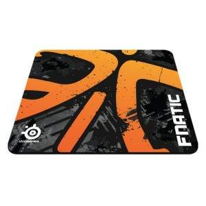 Mousepad Steelseries QcK+ Fnatic Asphalt Edition