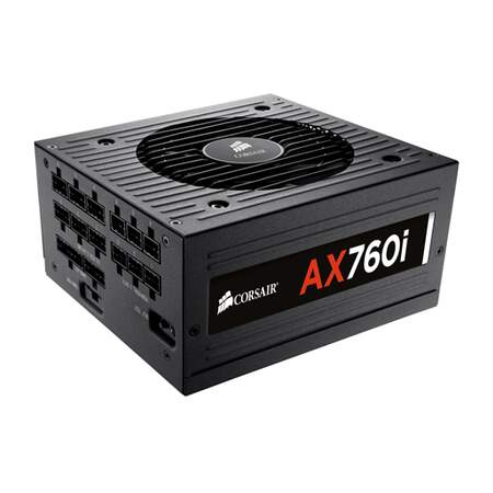 Fonte Corsair 760W AX760i Digital ATX Power Supply - 80 Plus Platinum - CP-9020036