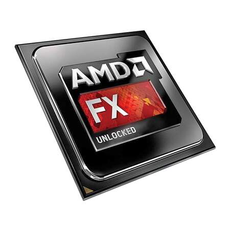 Processador AMD FX 9370 Black Edition Octa Core 4.4GHz 4.7GHz Max Turbo 16MB AM3+ FD9370FHHKWOF